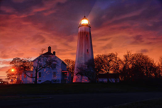 Raymond Salani III - Sandy Hook Lighthouse