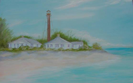 Sanibel Island Lighthours by Phyllis OShields