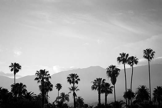 David Gordon - Santa Barbara I BW