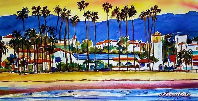 Santa Barbara by Therese Fowler-Bailey