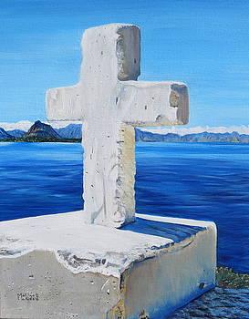 Santa Catarina's Cross by Marilyn  McNish