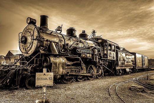 Santa Fe 789 Class #811 by Mark McDaniel