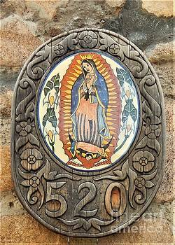 Santa Fe Madonna by Ann Johndro-Collins