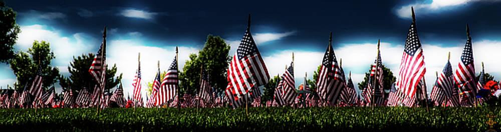 Santa Fe National Memorial Cemetery by Tony Lopez