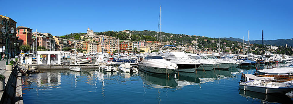 Adam Romanowicz - Santa Margherita Ligure Panoramic