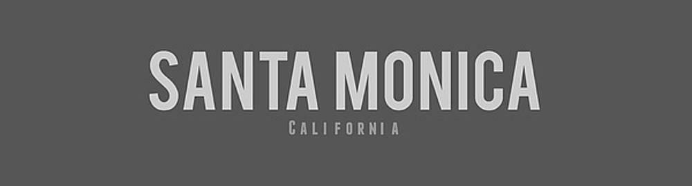 Santa Monica California by Sean McDunn