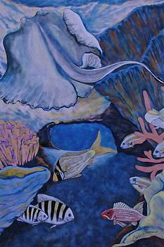 Santa Rosa Wall by Barbara Petersen