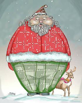Santa by Shane Guinn