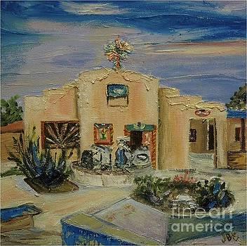 Santo Nino de Atocha - SOLD by Judith Espinoza