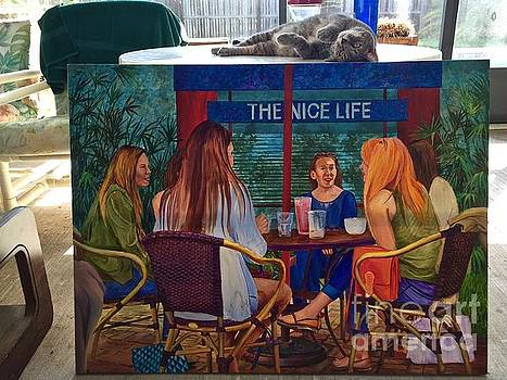 AnnaJo Vahle - Saphira and the Nice Life