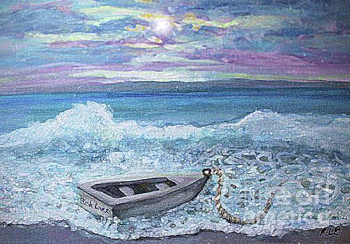 Saquish Irish Rover by Rita Brown