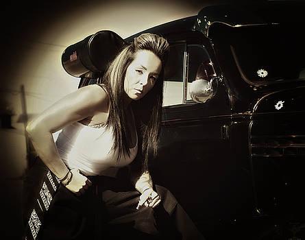 Sarah Martinez by Tony Lopez