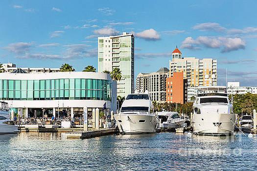 Sarasota Bayfront by John Greim