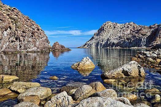 Sardinia - Calafico bay  by Antonio Scarpi