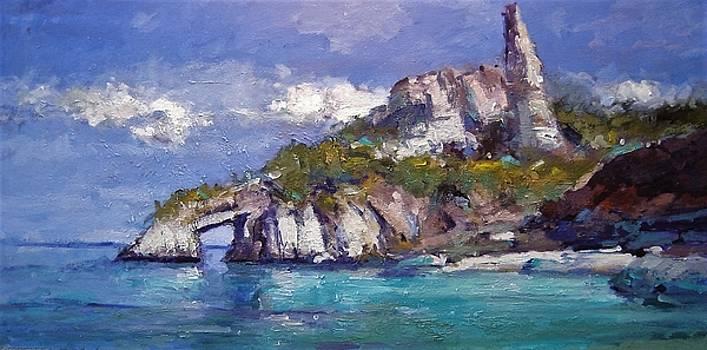 Sardinia II by R W Goetting