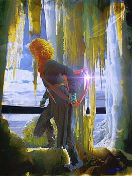 Sarkis Passes Through the Ice Curtain by Anastasia Savage Ealy