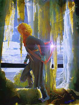 Sarkis Passes Through the Ice Curtain II by Anastasia Savage Ealy