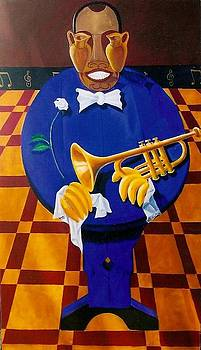 Satchmo by David G Wilson