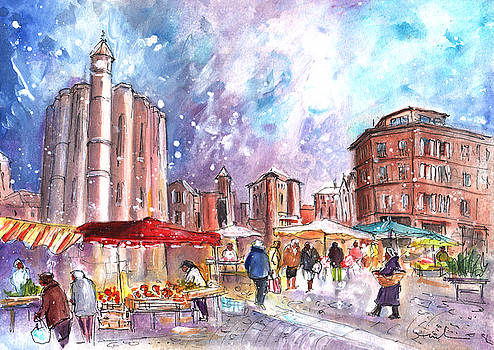 Miki De Goodaboom - Saturday Market In Albi 02
