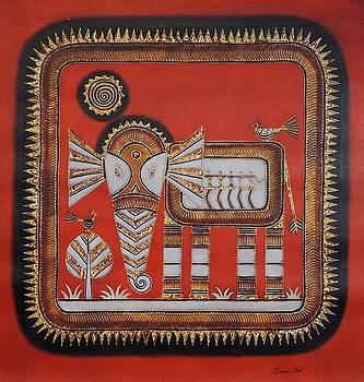 Saura 150 by Manas Das