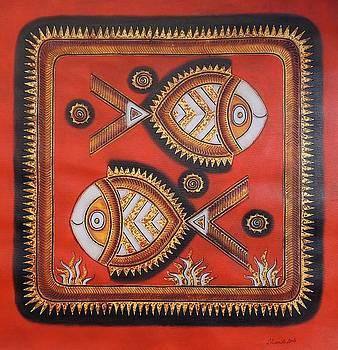 Saura 151 by Manas Das