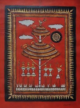Saura 153 by Manas Das