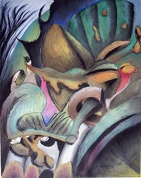 Savage Garden 3 by Xoey HAWK
