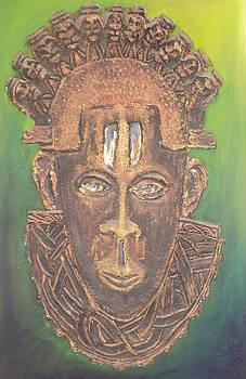 Queen Idia of Benin by Olaoluwa Smith