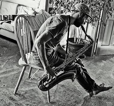 Sax by Sue Rosen