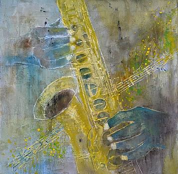 Saxophone 7761 by Pol Ledent