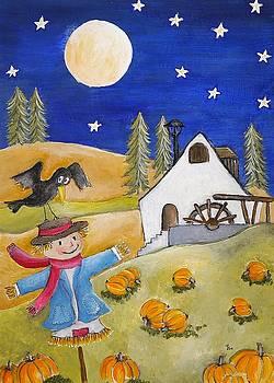 Scarecrow by Stefanie Stark