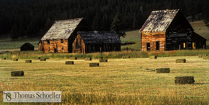 Scenic Landscapes of Montana - ThomasSchoeller.Photography by Thomas Schoeller
