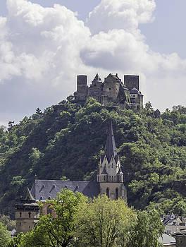 Teresa Mucha - Schoenburg Castle and the Red Church