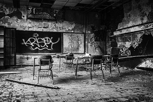 School Days by CJ Schmit