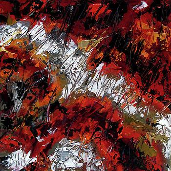 Scorn #3 by Debra Hurd