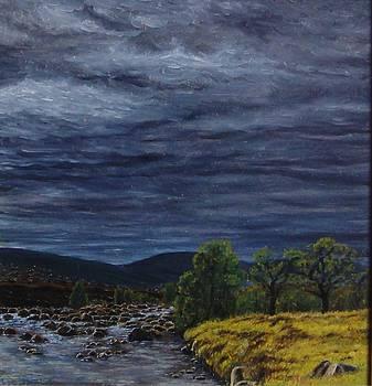 Scotland Ancient Buchanlands by Alexander Bukhanov