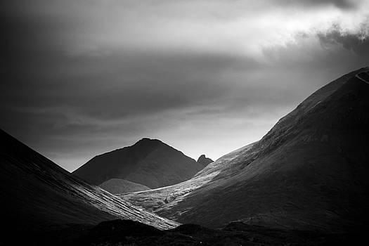 Scottish Highlands by Arianna Petrovan