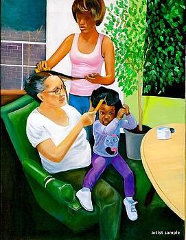 Scratch My Scalp by Gwendolyn Frazier
