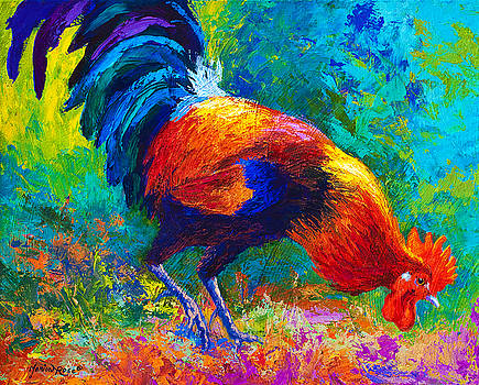 Marion Rose - Scratchin - Rooster