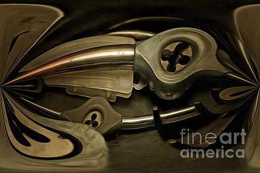 Screw taps - hand tools by Michal Boubin