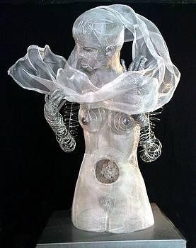 Sculpture 1 by Lydie Dassonville