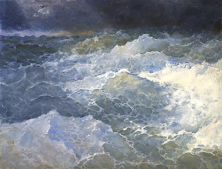 Sea 3 by Valeriy Mavlo