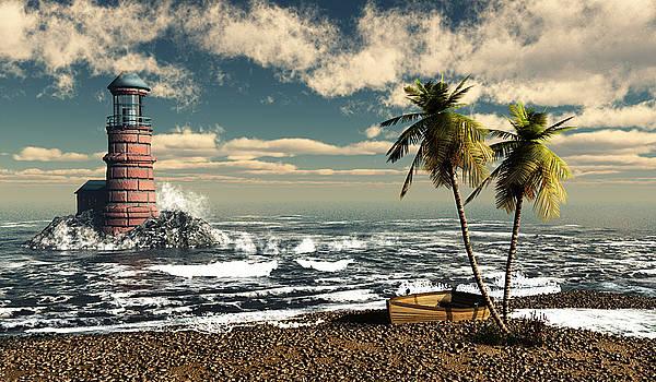 Sea Breeze by John Junek
