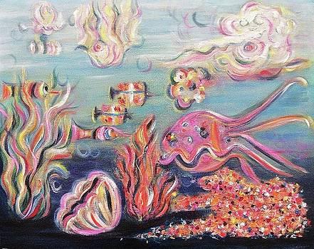Suzanne  Marie Leclair - Sea Creatures