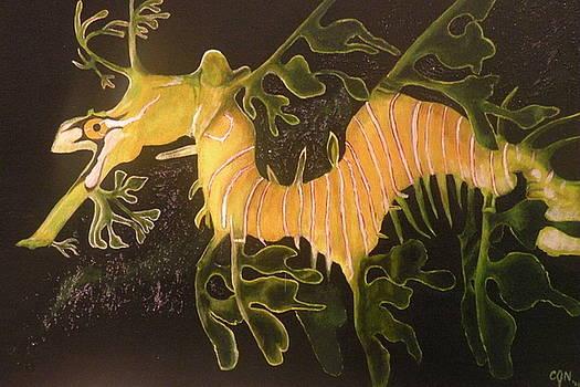 Sea Dragon by Carol Northington
