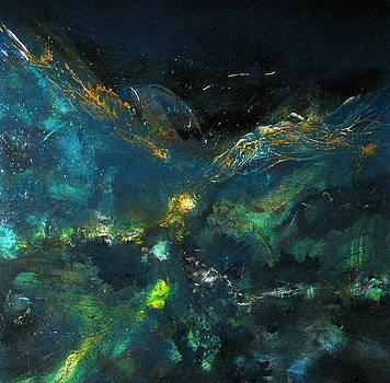 Sea Galaxy by    Michaelalonzo   Kominsky