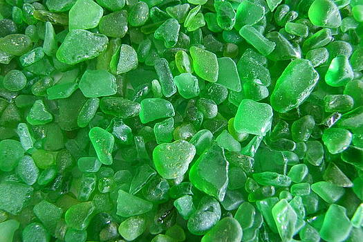 Mary Deal - Sea Glass - Green