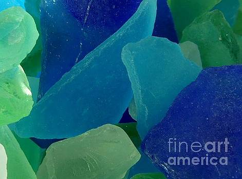 Sea Glass by Chad and Stacey Hall