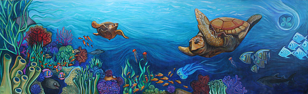 Sea Life by Kate Fortin