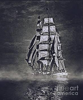 Sea Mist by Blair Stuart